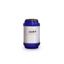 """Filtrační vložka FCCB 5"""" antracit + kokosové uhlí"""