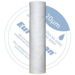 """Filtrační vložka EC 10"""" 20 mikron"""